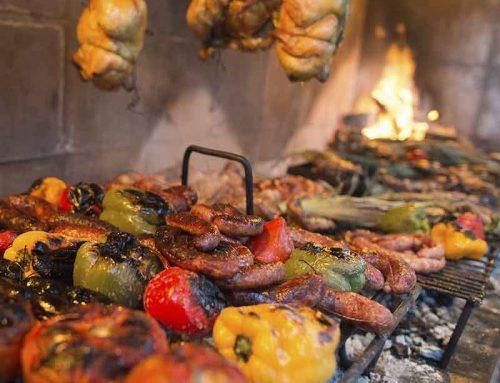 Asado argentino: mucho más que carne asada