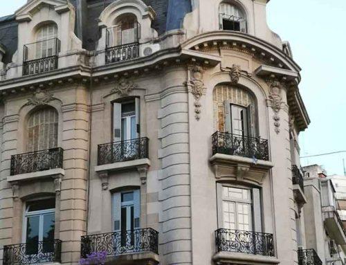 Arquitectura de Buenos Aires: belleza y fusión