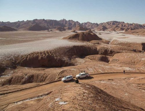Argentina Off The Road: The Pleasure of Travelling by Road
