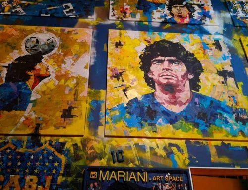 Tour de Diego Maradona en Buenos Aires